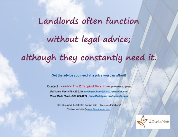 Landlord legal